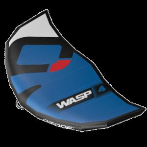 Aile de wing Wasp V1 bleu par Ozone kites / jks-kitesurf