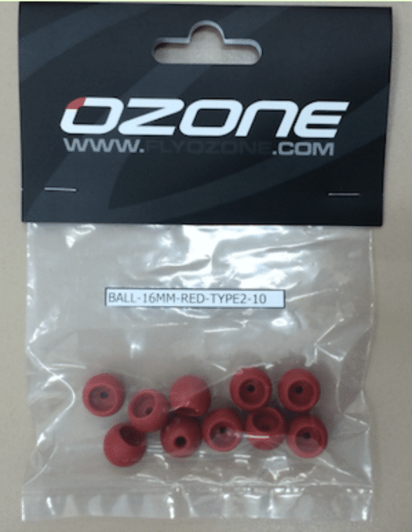 Billes de butée Barre Ozone Contact