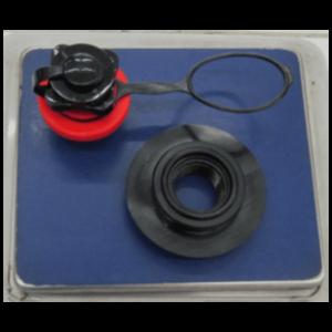 boston valve avec base et capuchon