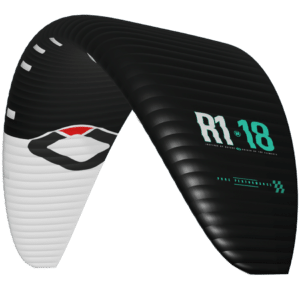 Aile à caisson R1V4 noir Ozonekites vendu par JKS-kitesurf