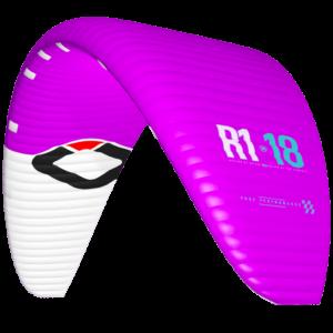 R1 V4 18m violet Ozone kites