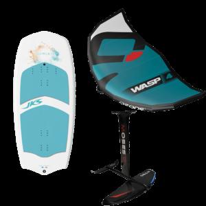 Pack spécial Wing JKS SUPREME/ WASP OZONE / FOIL MOSES par jks-kitesurf