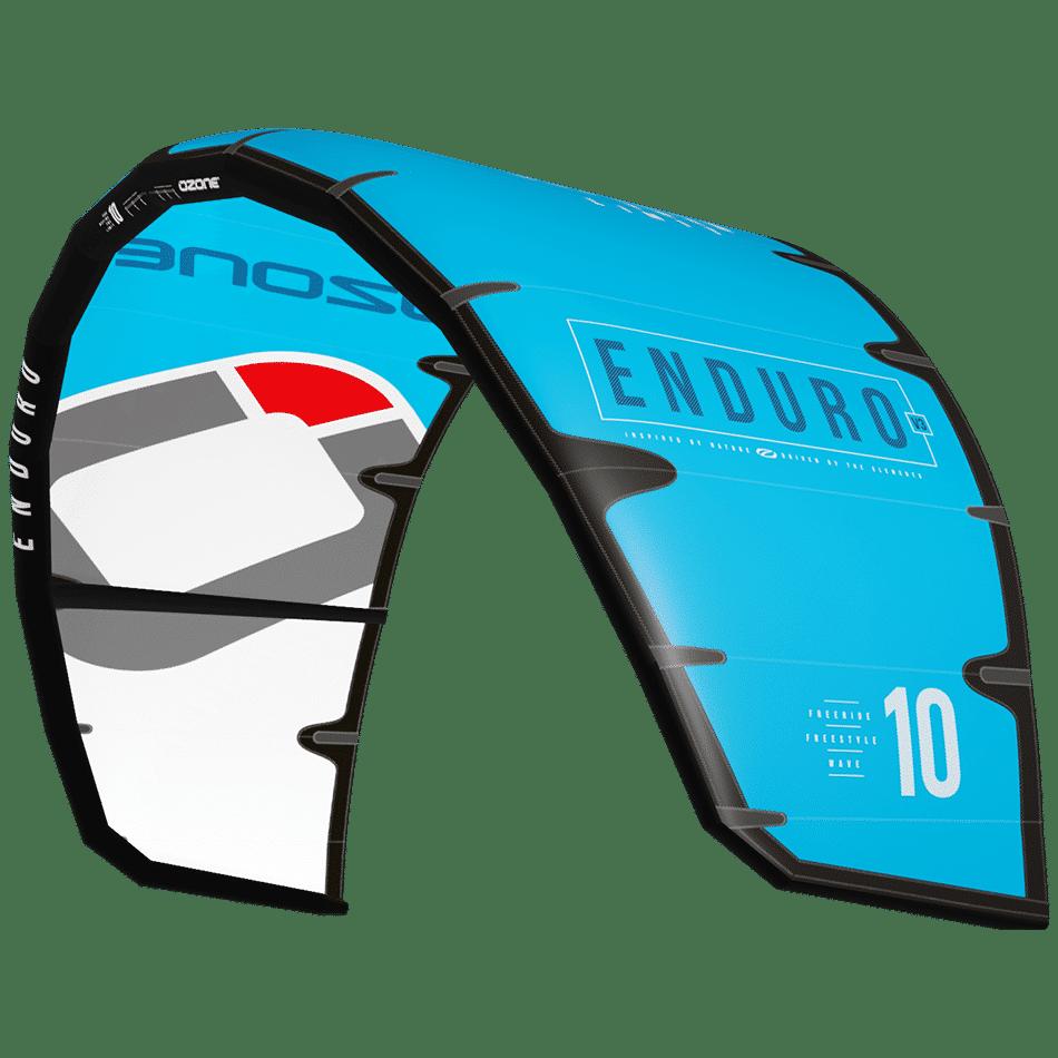 Aile à boudin polyvalent Enduro V3 d'Ozone kites bleu clair / JKS-kitesurf