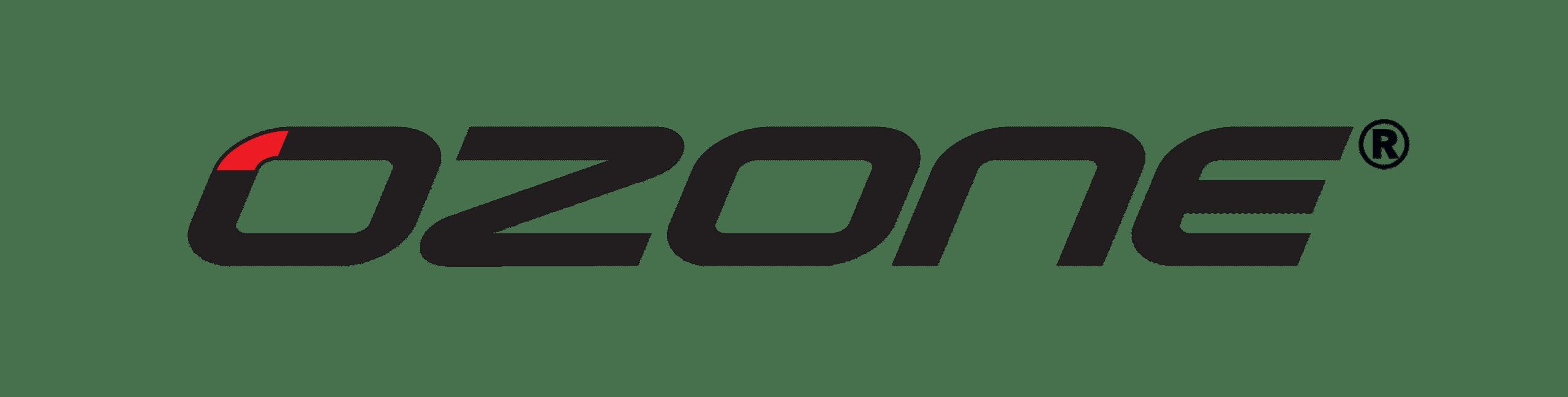 Ozone logo black