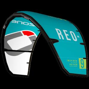 Réo V6 emeraude Ozone kites / jks-kitesurf